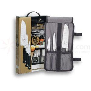 Mercer Cutlery 4 Piece Starter Set w/wrap