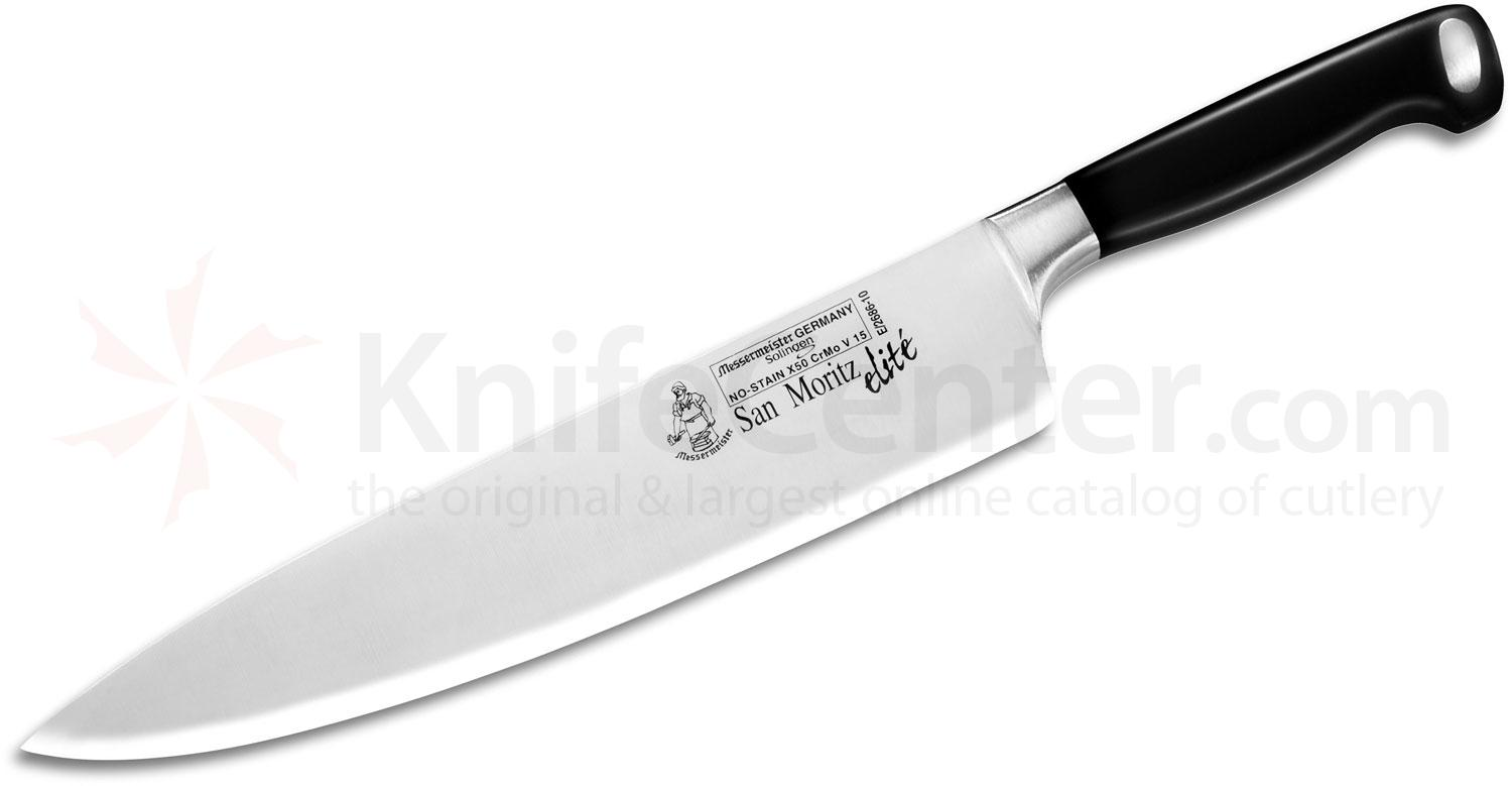 Messermeister San Moritz Elite 10 inch Chef's Knife