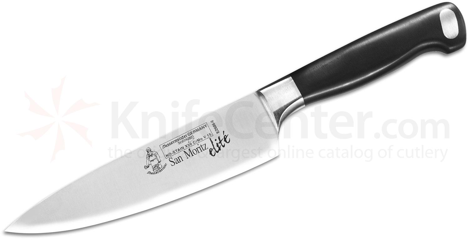 Messermeister San Moritz Elite 6 inch Chef's Knife