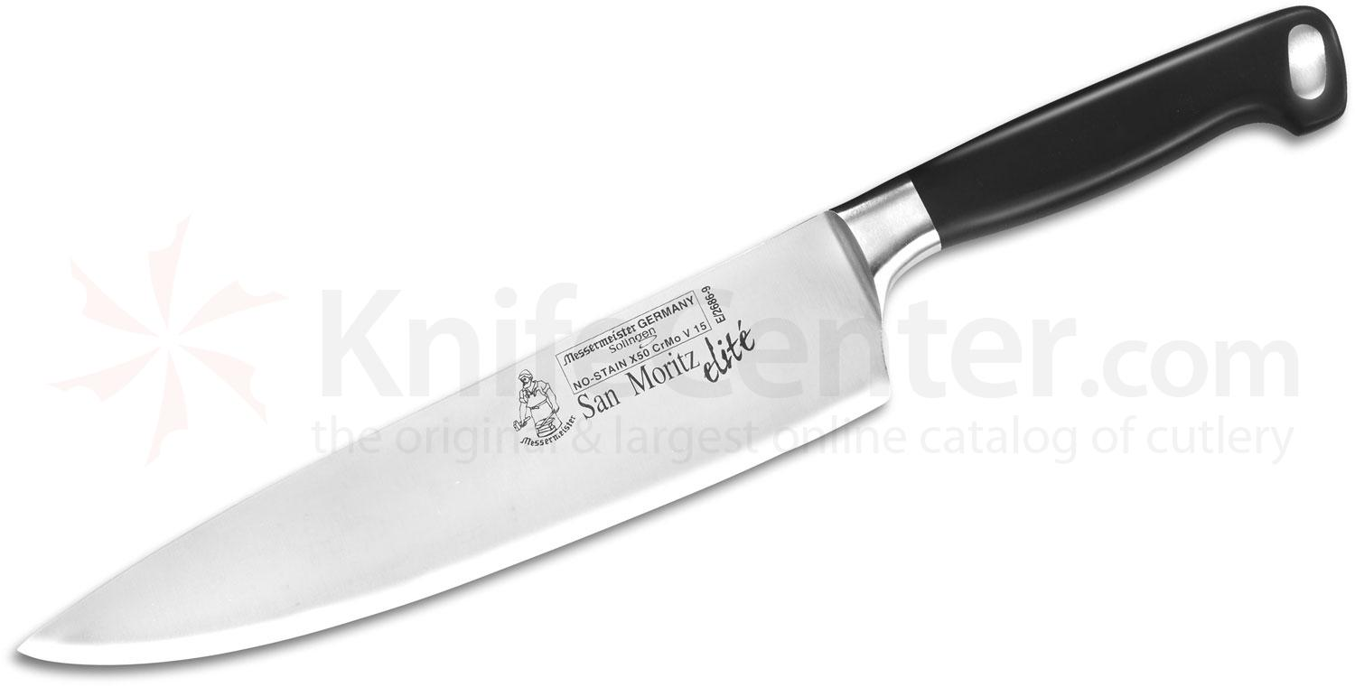 Messermeister San Moritz Elite 9 inch Chef's Knife