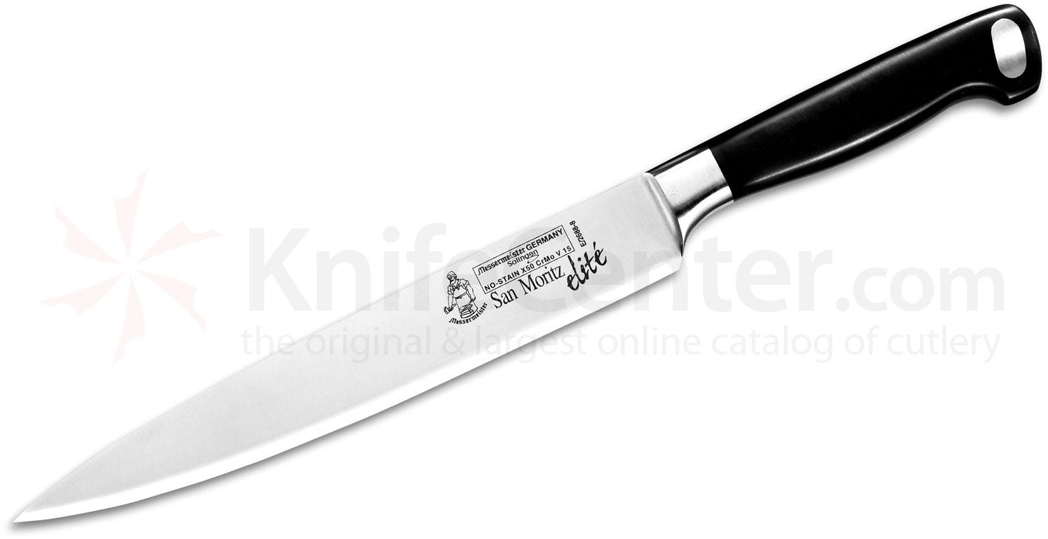 Messermeister San Moritz Elite 8 inch Carving Knife