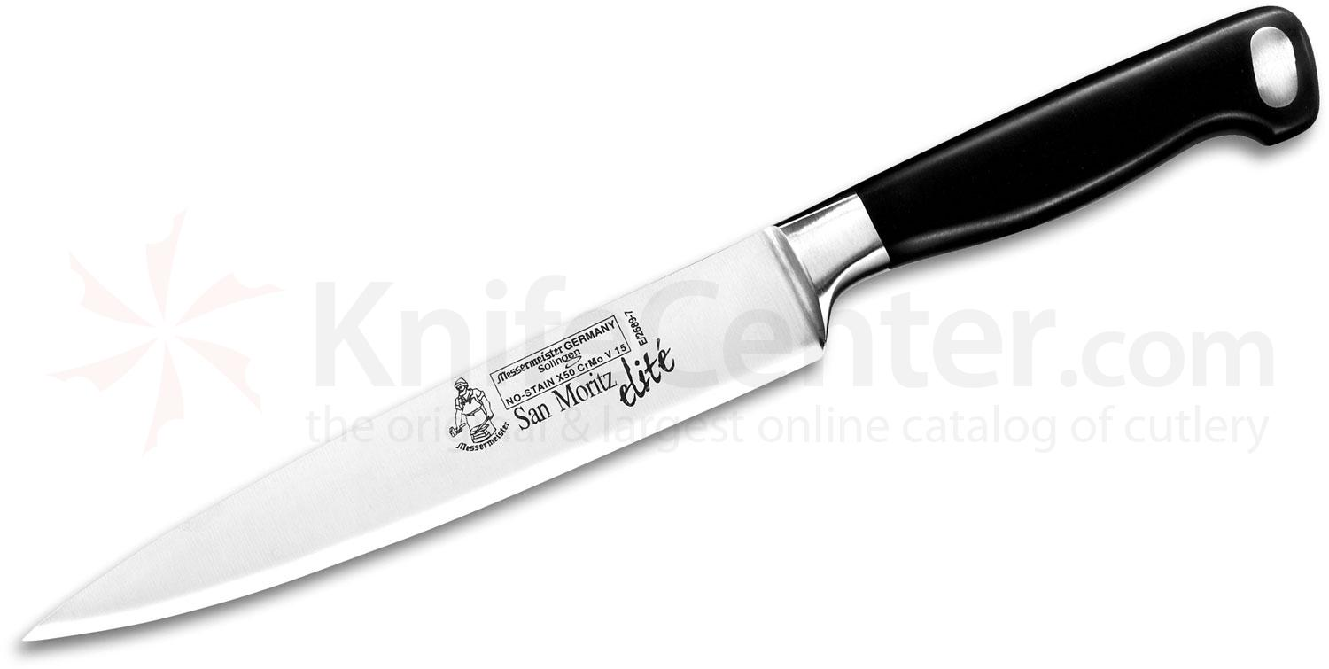 Messermeister San Moritz Elite 7 inch Flexible Fillet Knife