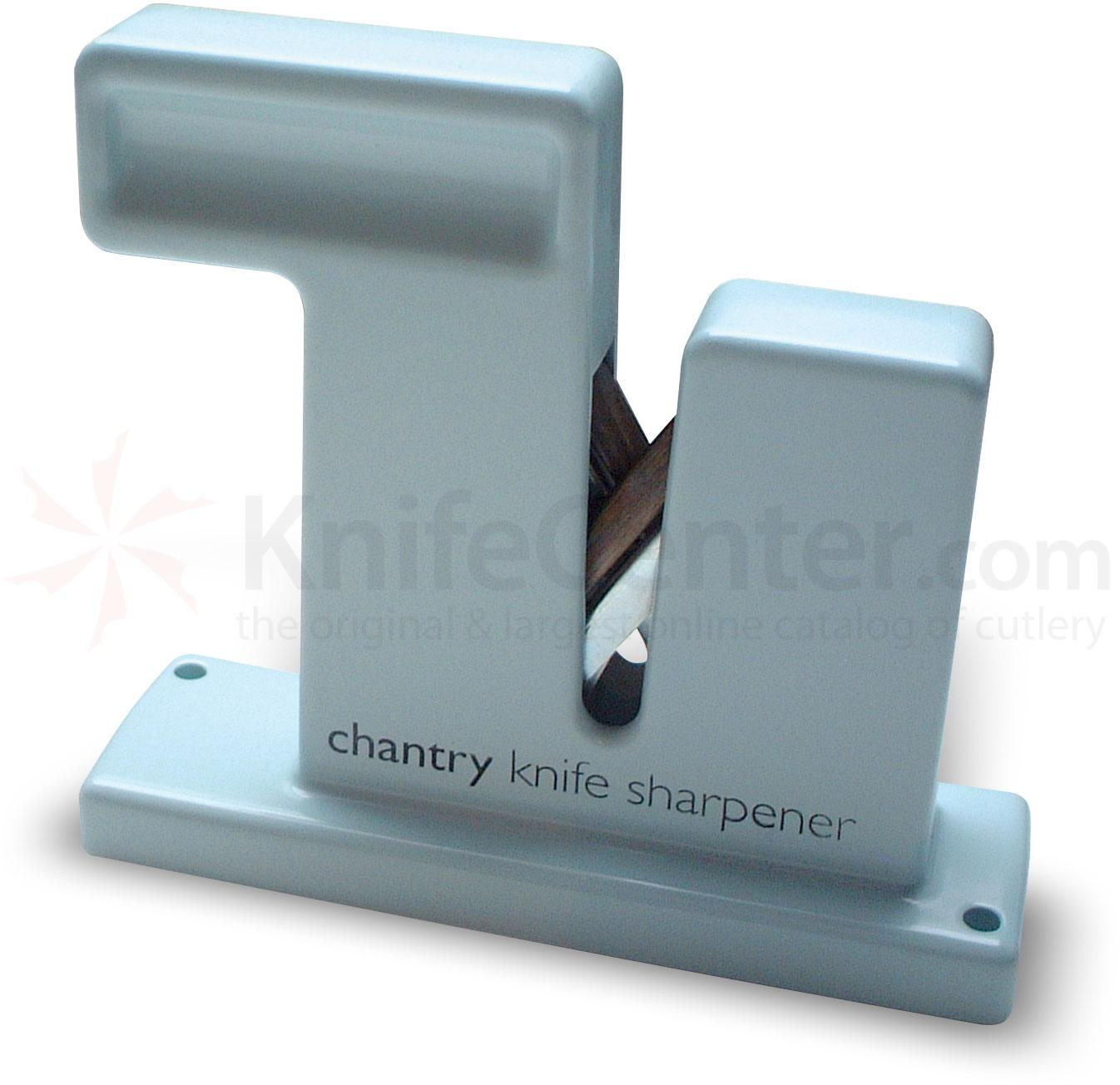 Messermeister Chantry Sharpener, Light Blue