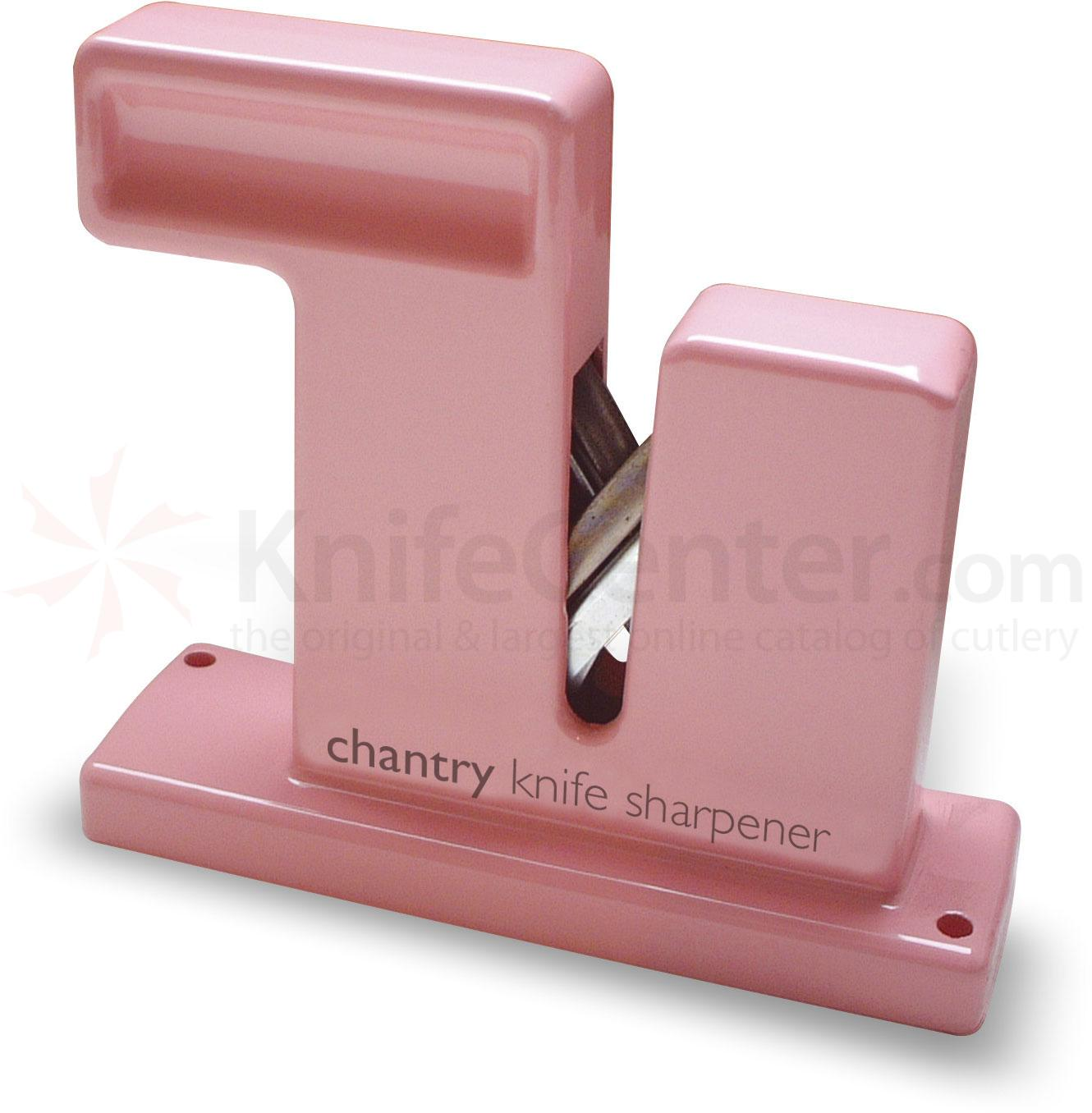 Messermeister Chantry Sharpener, Pink