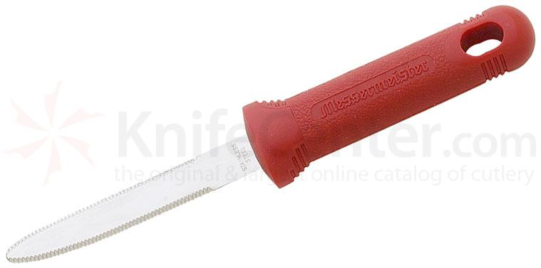Messermeister Pro-Touch Grapefruit Knife, Red