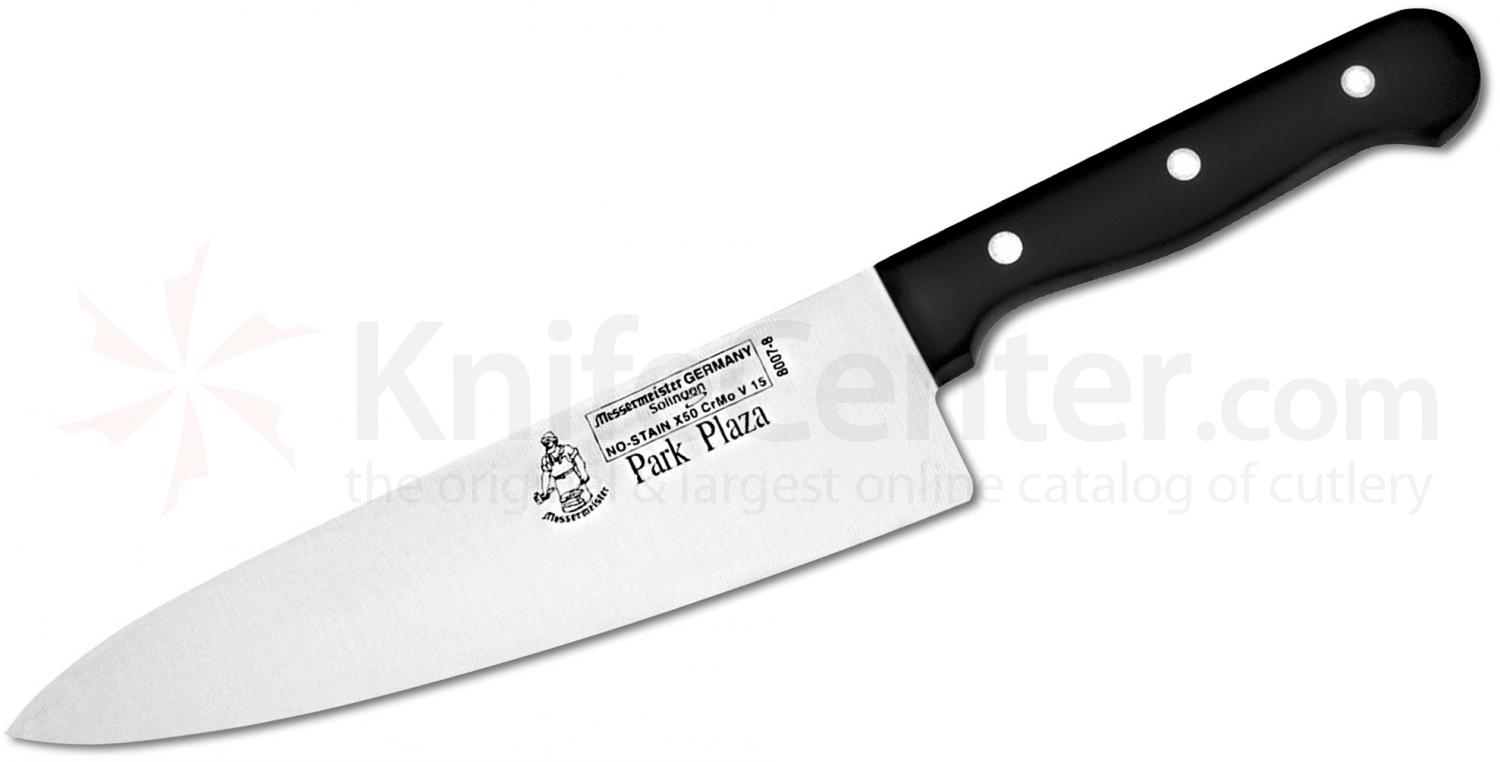 Messermeister Park Plaza 8 inch Chef's Knife