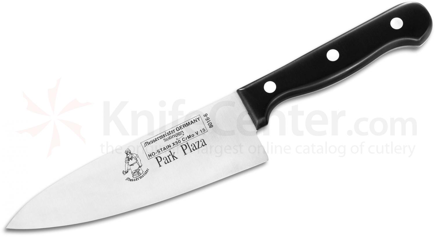 Messermeister Park Plaza 6 inch Chef's Knife