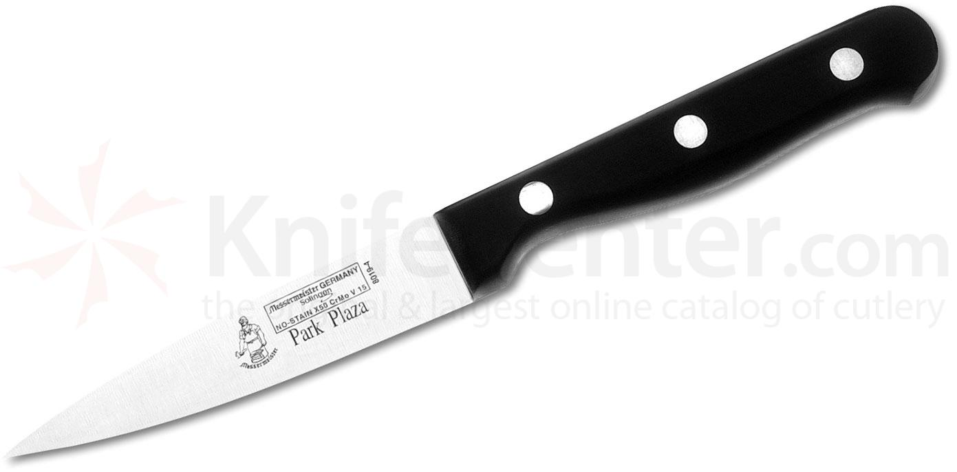 Messermeister Park Plaza 4 inch Spear Point Paring Knife