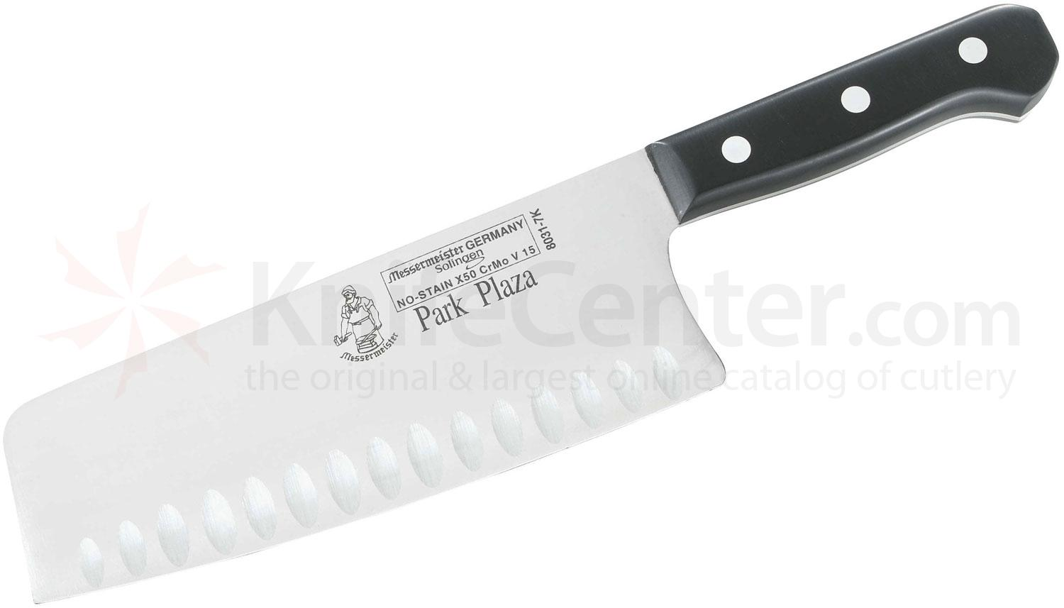 Messermeister Park Plaza 7 inch Granton Vegetable Knife