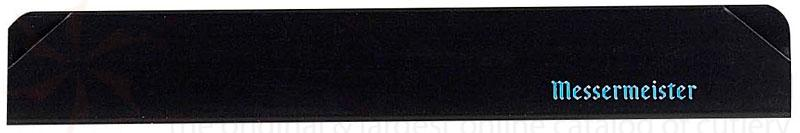 Messermeister 8 inch Slicer Edge Guard, Black
