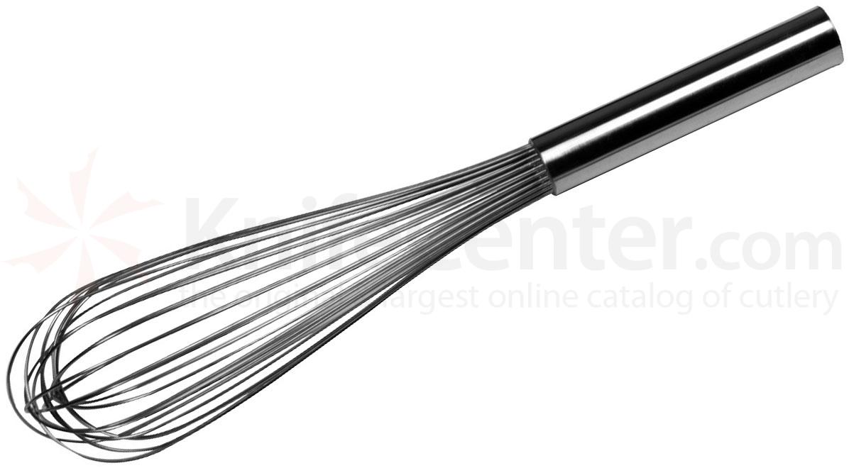 Messermeister 14 inch Stainless Steel Piano Whip