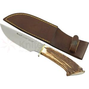 Muela Crown Stag Fixed Blade Hunter