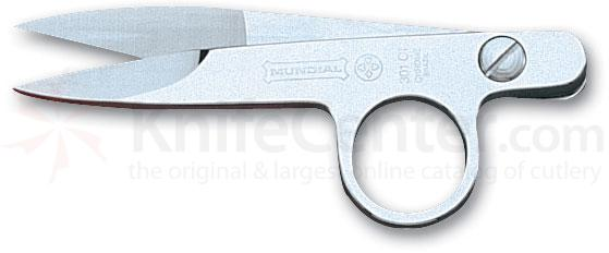 Mundial Classic Forged 4-1/2 inch Thread Snip Scissors