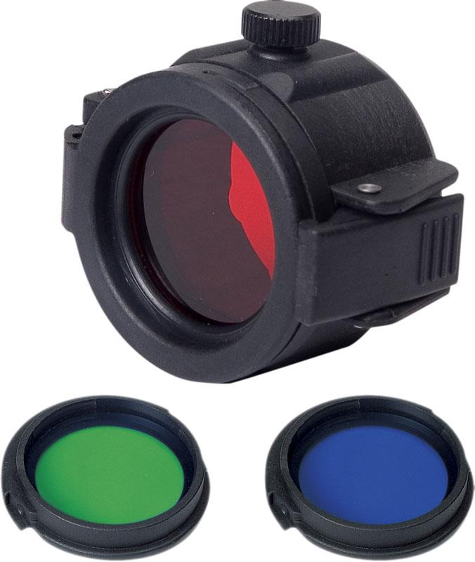 NexTORCH FT32 Filter Kit with Red/Green/Blue