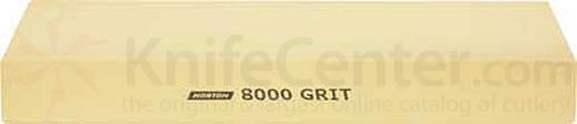 Norton Waterstone 8000 Extra Fine Grit Measures 8 x 2 x 1/2 inch Also Razor Stone