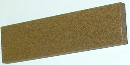 Norton India Oil Stone, Medium Grit, 4 inch x 1 inch x 1/4 inch