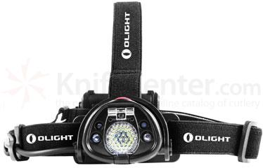 Olight H15S Wave Cree XM-L2 LED Rechargeable Headlamp, 250 Max Lumens (4 x AAA)