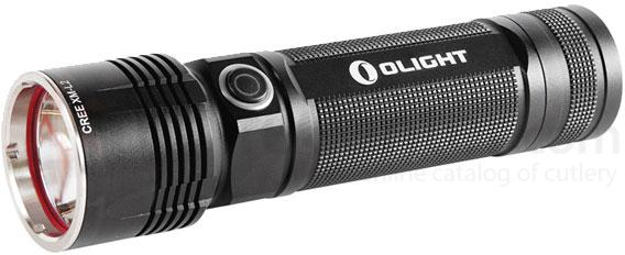 Olight R40 Seeker Cree XM-L2 Rechargeable LED Flashlight ...