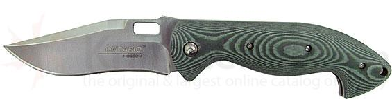 Ontario Retribution One Designed by Jerry Hossom with 4 5/8 inch Blade