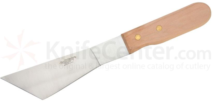Ontario Old Hickory Lettuce Knife 7-1/4 inch Blade, Hardwood Handles