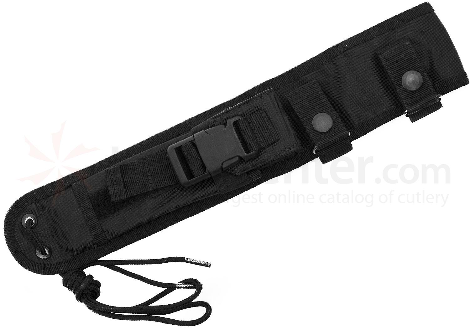 Ontario 8637 MOLLE Compatible Cordura Sheath, Fits RAT5 Knife