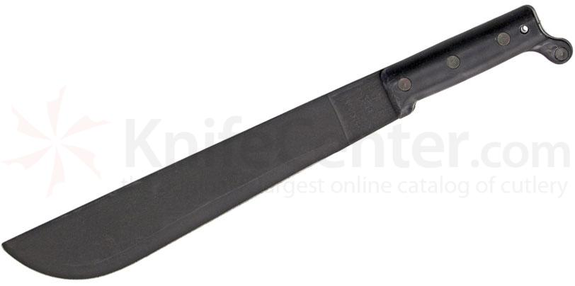 Ontario Traditional Cutlass Camp and Trail Machete 12 inch Blade