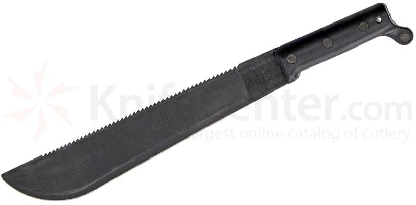 Ontario Traditional Sawback Camp and Trail Machete 12 inch Blade