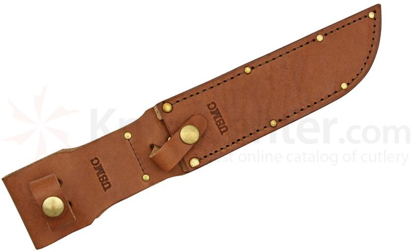 Ontario Brown Leather Sheath Fits P4 (6308)