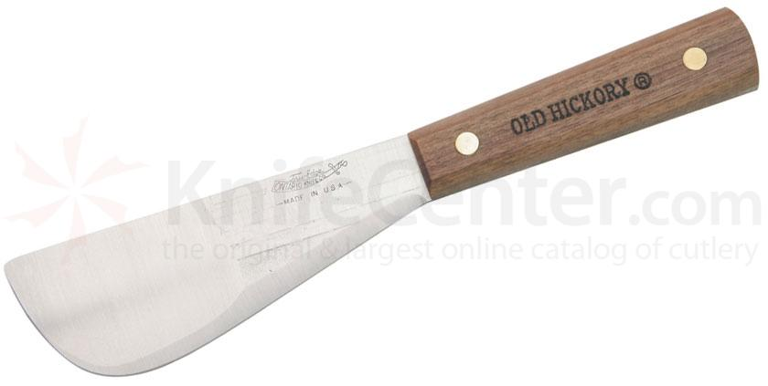 Ontario Old Hickory Cotton Sampler Knife 5-1/2 inch Blade, Hardwood Handles