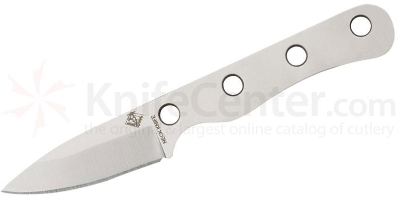 Ontario Ranger Series Neck Knife 2-3/4 inch Blade, Stainless Steel Handle