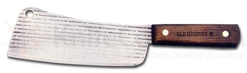 Old Hickory Cleaver 7 inch Blade