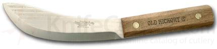 Old Hickory Skinning Field Knife 6 inch Blade 4-1/2 inch Handle
