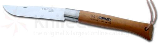 Opinel Giant Folder 10.75 inch closed Stainless Blade