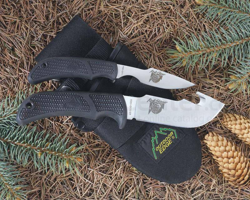 Outdoor Edge Kodi-Combo with Kodi-Skinner, Kodi-Caper and Nylon Sheath