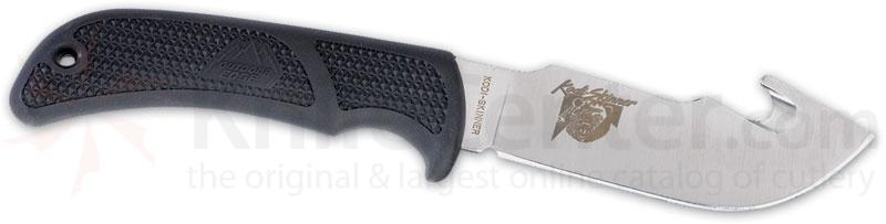 Outdoor Edge Kodi-Skinner Gut Hook 4-3/8 inch Fixed Blade with Nylon Sheath