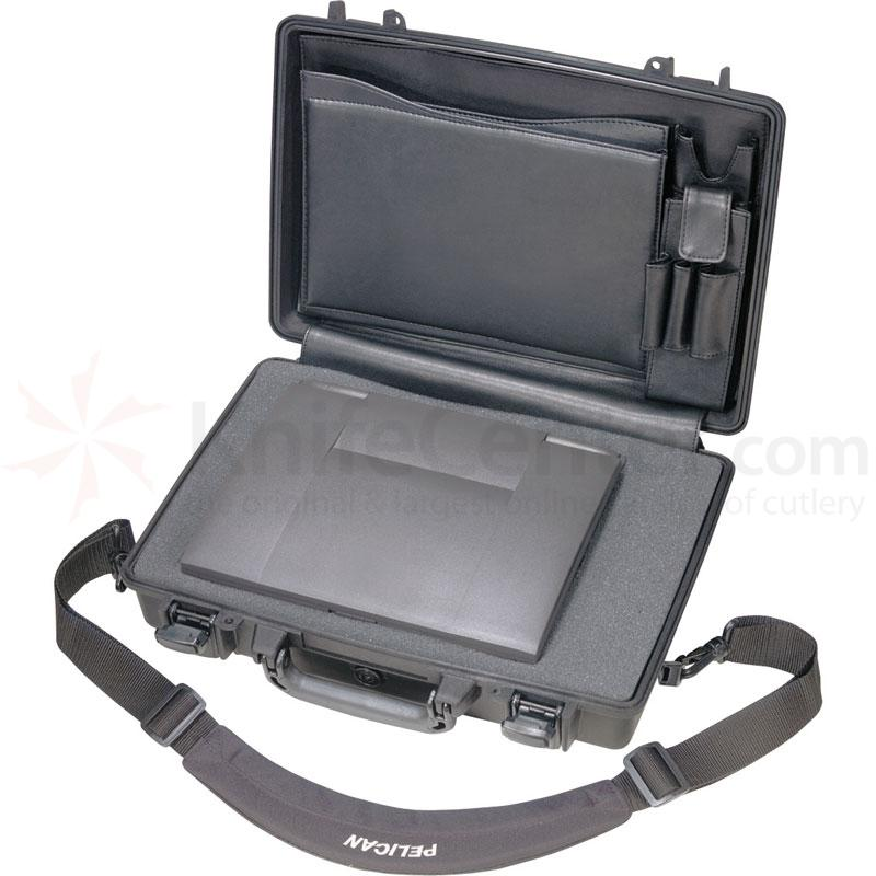 Pelican 1490CC2 Waterproof Laptop Case with Lid Organizer