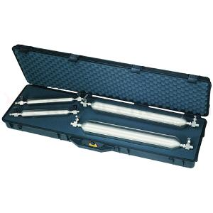 The Pelican Travel Vault 1700 36 in. L x 13 1/2 in. W x 5 in. D.