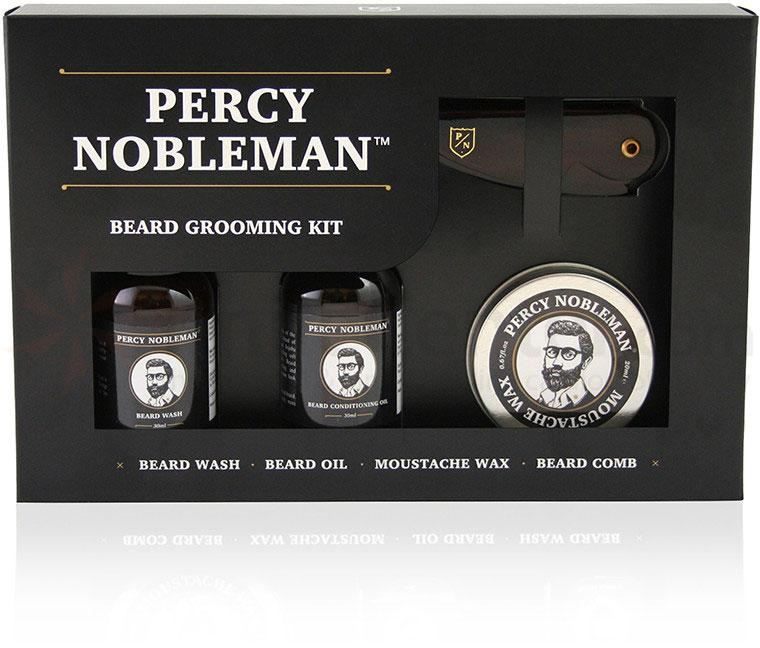 percy nobleman beard grooming kit 30ml eye dropper. Black Bedroom Furniture Sets. Home Design Ideas