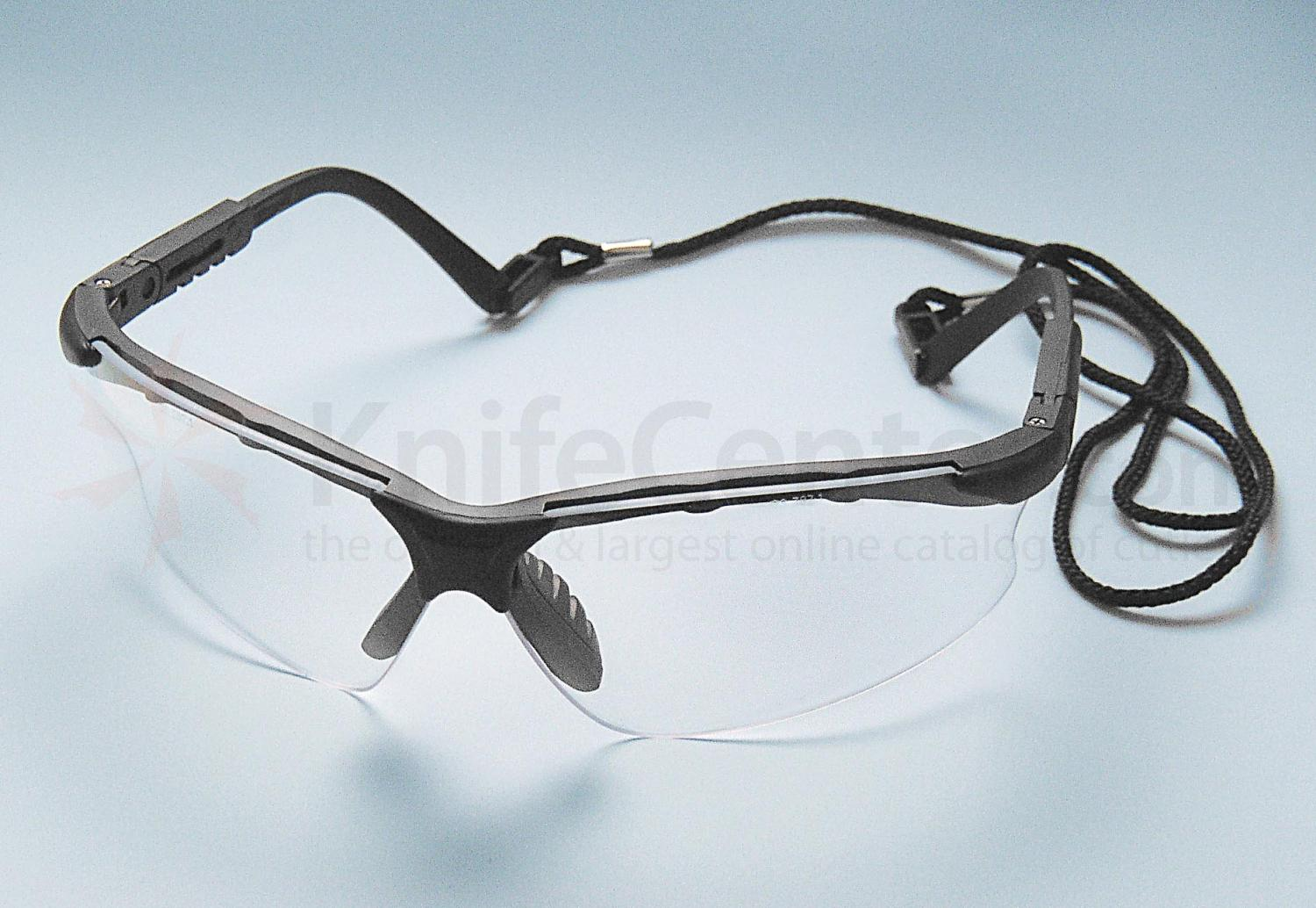 PhysiciansCare Brand BodyGear High Impact Safety Glasses with Microban Product Protection