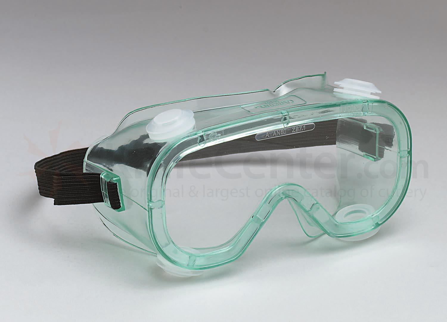 PhysiciansCare Brand BodyGear Safety Splash Goggles with Microban Product Protection