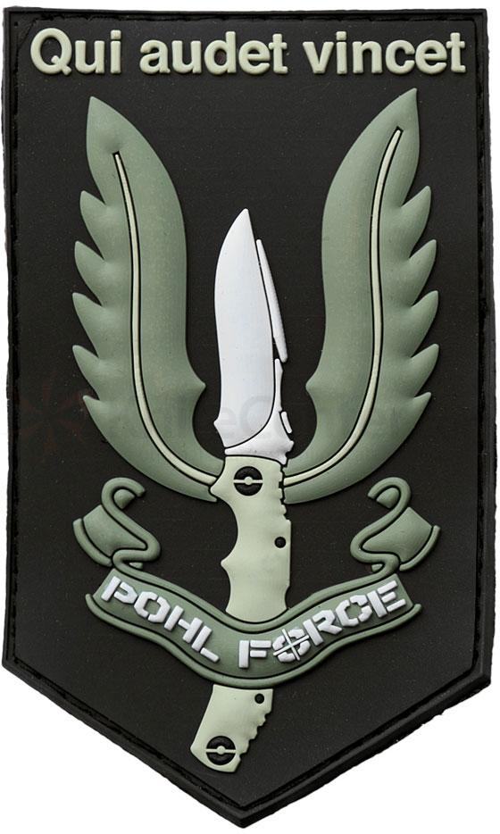 Pohl Force PVC Alpha Patch