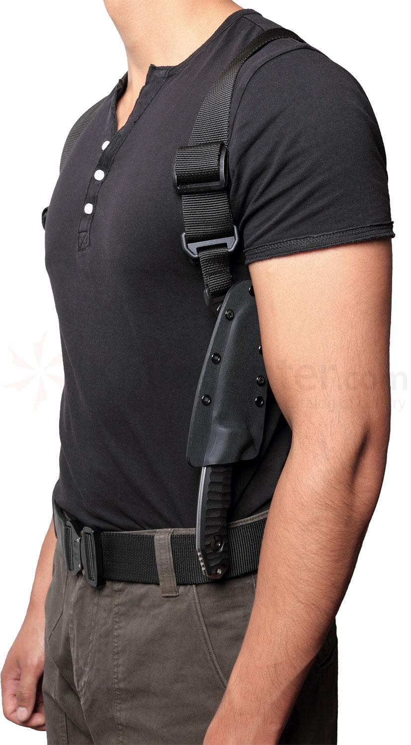 Pohl Force Shoulder Harness, Compatible with All Kydex Sheaths ...