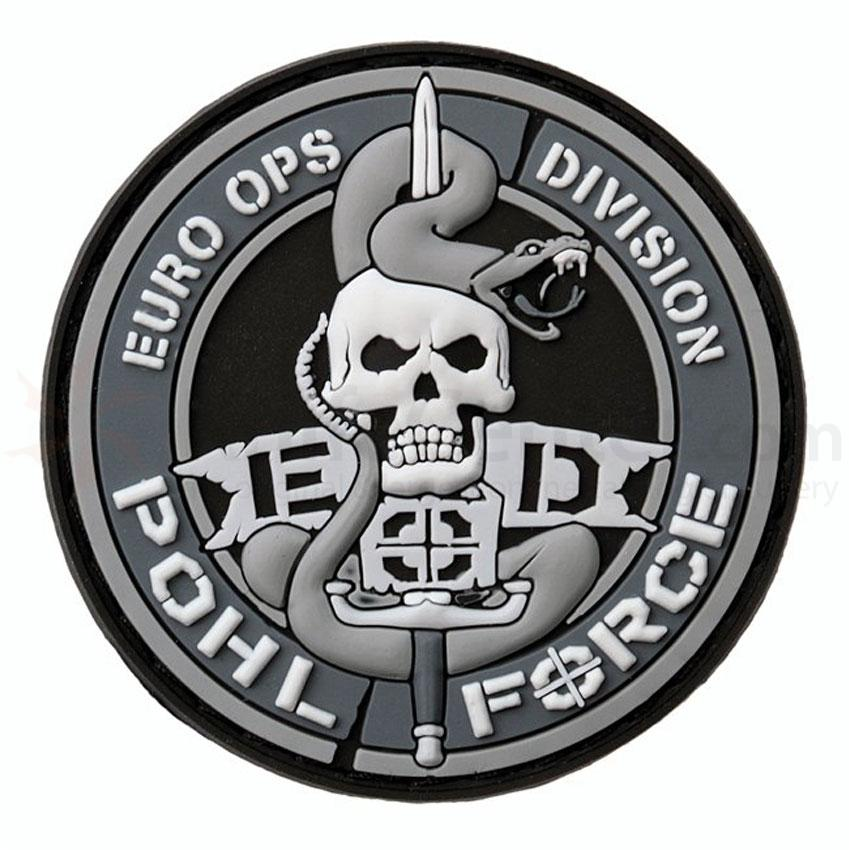 Pohl Force PVC Euro Ops Patch
