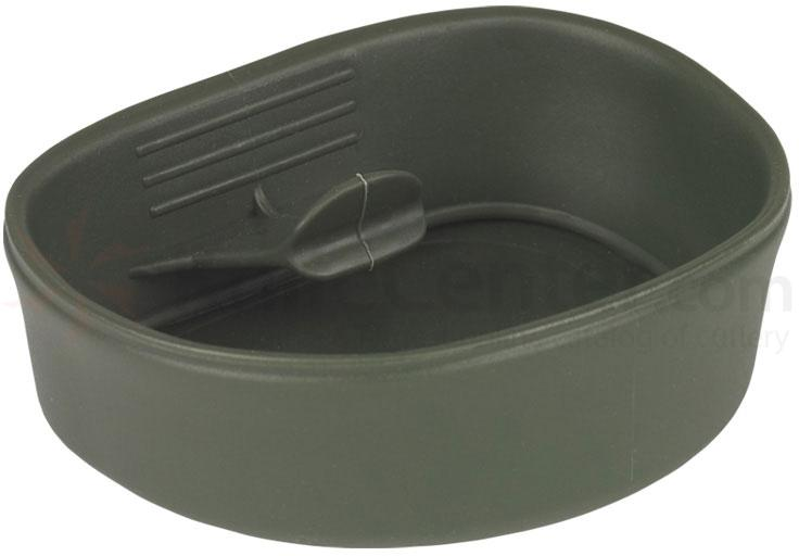Wildo Small Fold-A-Cup Lightweight Camping Cup, Olive