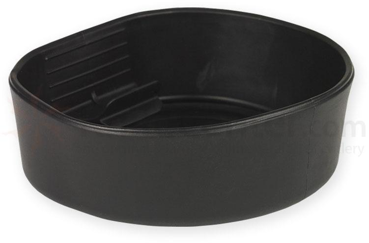 Wildo Small Fold-A-Cup Lightweight Camping Cup, Black