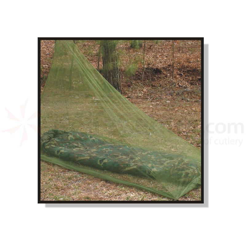 Proforce Backpacker Mosquito Net Olive Green