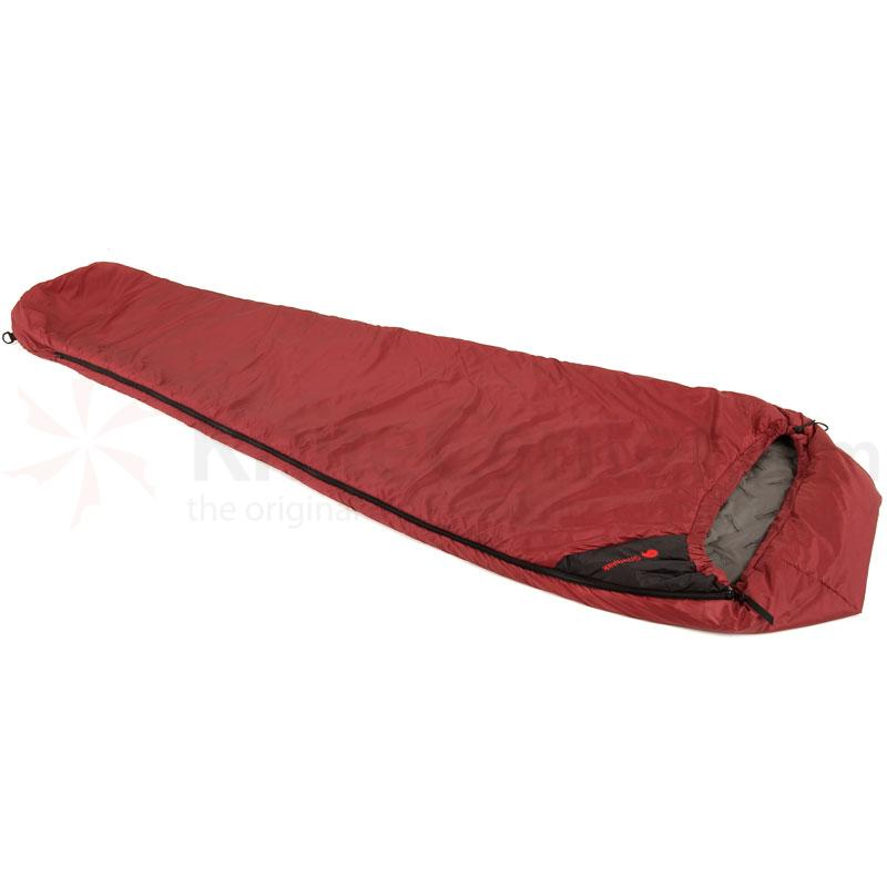 Snugpak Softie 3 Merlin Civilian Red Right Hand Zip