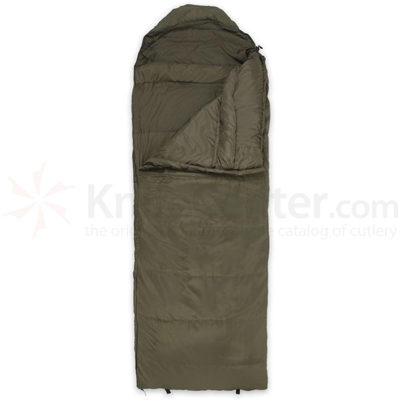 Proforce Sleeper Lite Square Foot Olive Right Hand Zip