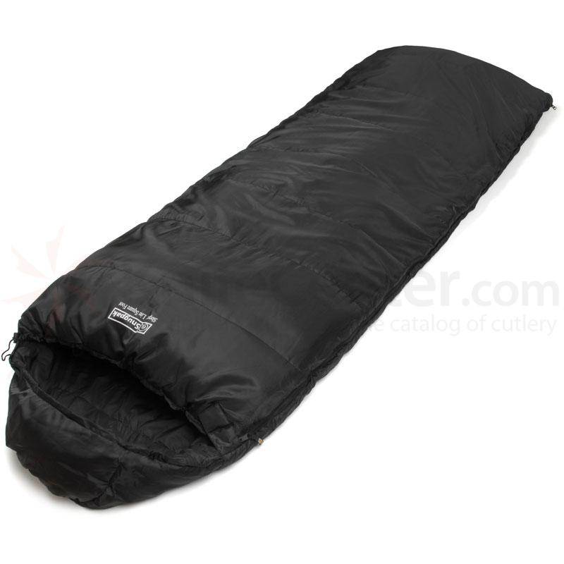 Proforce Sleeper Lite Square Foot Black Right Hand Zip