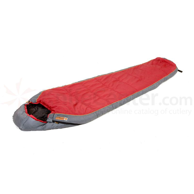 Proforce Sleeper Lite Red (Civilian) Left Hand Zip